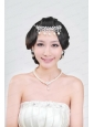 Beautiful Alloy With Rhinestone/Imitation Pearls Ladies' Jewelry Sets