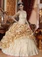 2015 Da Vinci Quinceanera Dresses Style 80182