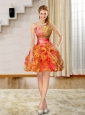 2015 Luxurious Sweetheart Prom Dresses in Multi Color