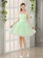 The Most Popular Strapless A Line Prom Dress with Lace Up