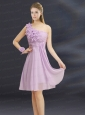 2015 Romantic Hand Made Flowers Sweetheart Prom Dress with Ruching