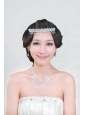 Magnificent Alloy With Rhinestone Ladies' Jewelry Sets