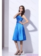 Popular Strapless 2015 Short Christmas Party Dresses with Ruching