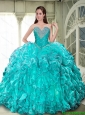 Beautiful Ball Gown Sweetheart Sweet 16 Dresses for 2015 Summer
