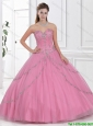 Popular Sweetheart Quinceanera Dresses with Beading for 2015