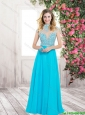 Elegant Discount New Style Open Back High Neck Prom Dresses with Cap Sleeves