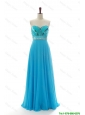 Beautiful New Style Empire Sweetheart Prom Dresses with Sequins and Beading