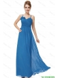 New Arrivals Spaghetti Straps Prom Dresses with Hand Made Flowers
