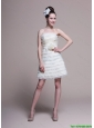 New Arrivals Strapless Short Prom Dresses with Ruffled Layers
