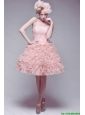 New Arrivals Ball Gown Ruffled Layers Prom Gowns with Strapless