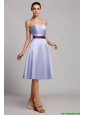 New Arrivals  Empire Sweetheart Short Prom Dresses with Belt for Homecoming