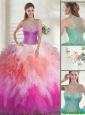 Best Scoop 2016 Spring Quinceanera Gowns in Multi Color