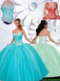 New Arrivals Sweetheart Quinceanera Gowns with Beading