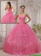 Clearance Ball Gown Sweetheart Beading Quinceanera Dresses