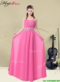 New Arrivals Strapless Ruching Bridesmaid Dresses for Spring