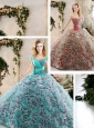 2016 Hot Sale Beading and Ruffles Quinceanera Gowns with Sweetheart