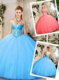 Cute Ball Gown Quinceanera Dresses with Beading