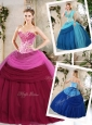 Cute Ball Gown Beading Quinceanera Dresses for Fall