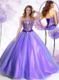 New Arrivals Ball Gown Lavender Quinceanera Dresses with Beading