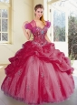 Clearance Sweetheart Pick Ups and Appliques Quinceanera Dresses