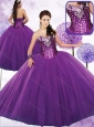 Cute Ball Gown Quinceanera Dresses with Beading and Sequins