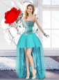2016 A Line Sweetheart Classical Dama Dresses for Quinceanera with Beading