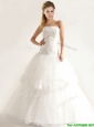 Beautiful Mermiand Wedding Dresses with Appliques and Beading