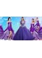 New Style Beaded Really Puffy Quinceanera Dress and Popular High Low Dama Dresses