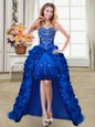 Halter Top Criss Cross Satin Sleeveless Mini Length Prom Evening Gown and Beading