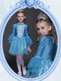 Eye-catching Teal Scoop Neckline Beading and Sequins Flower Girl Dresses for Less Long Sleeves Side Zipper