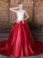 Most Popular Scoop Sleeveless Elastic Woven Satin Quinceanera Gown Lace and Appliques Lace Up