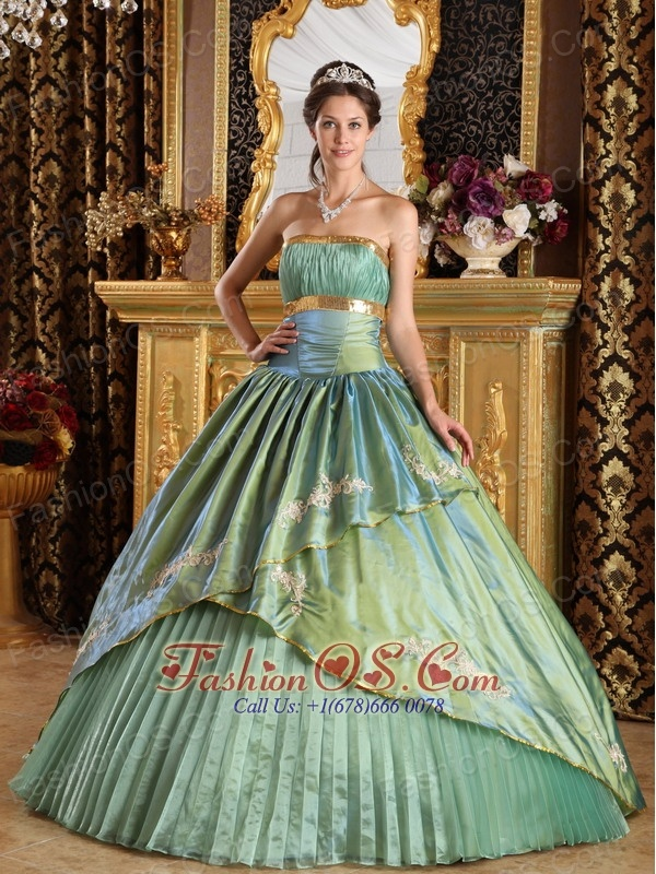 Lime Green Quinceanera Dresses|Quinceanera Gowns in Lime Green