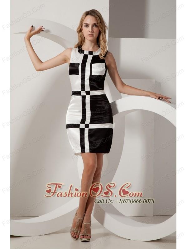 White And Black Dresses For Juniors Photo Album - Reikian