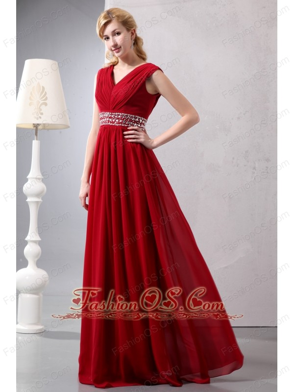 Modest prom dresses for plus size