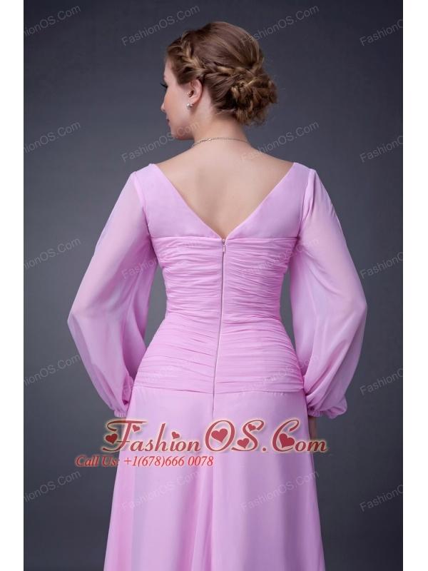 Excelente Baby Pink Cocktail Dress Imágenes - Ideas para el Banquete ...