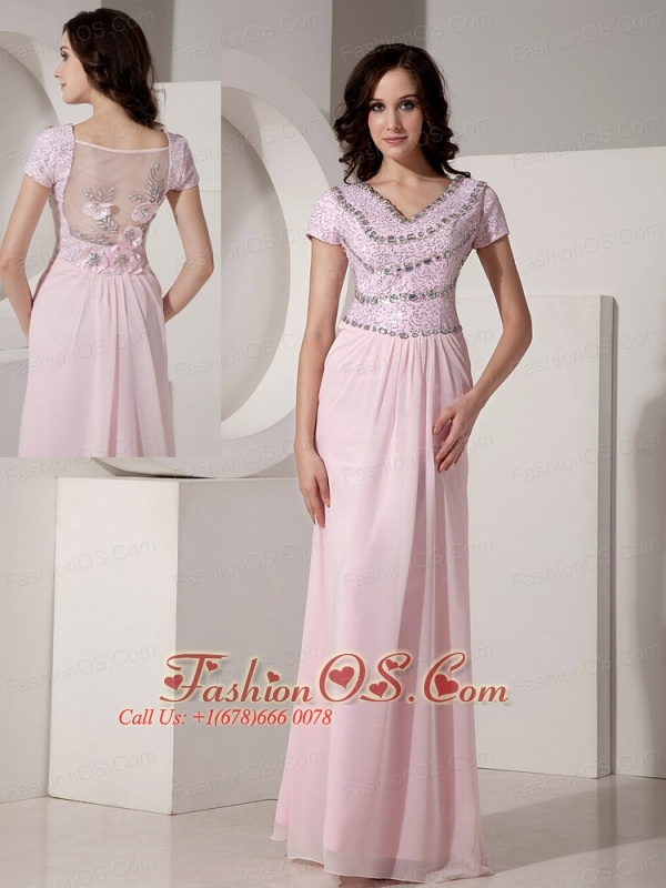 Evening Dress Chiffon