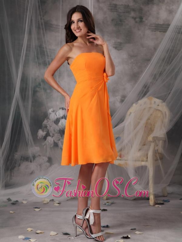 prom dresses tangerine orange price 100 to 200