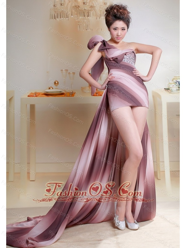 One Shoulder Prom Dresses 2013