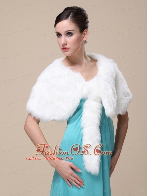 Modest Fox Fringed Fur For High Quality Instock Special Occasion