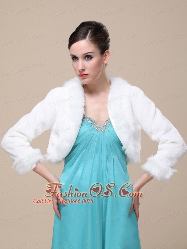 Modest High Quality Instock Special Occasion Wedding / Bridal Jacket