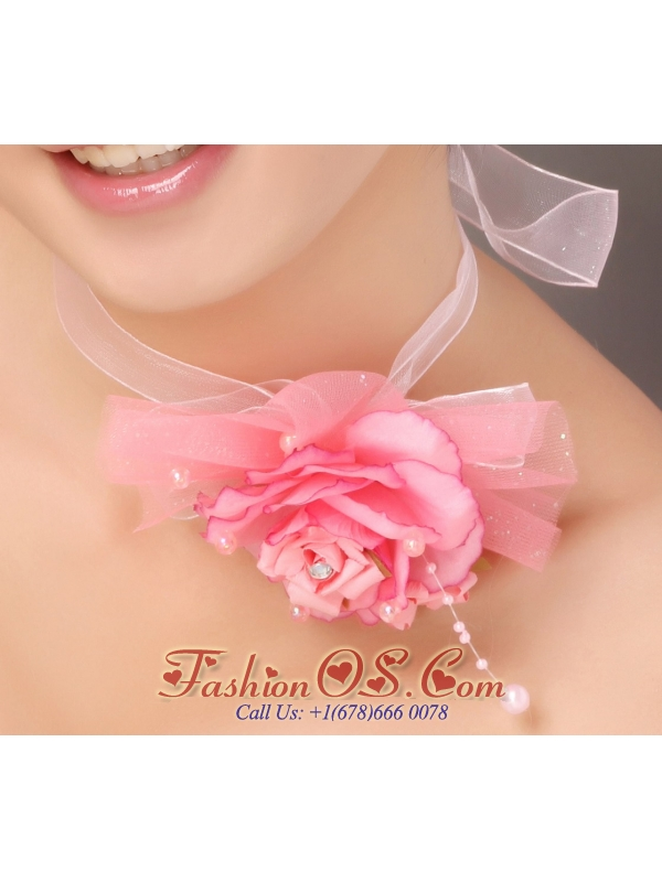 Beautiful Tulle Hand Made Flowers Beading Hairpins Birdcage Veils