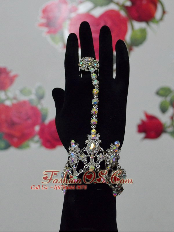 Fashion and Colorful Bracelet And Ring