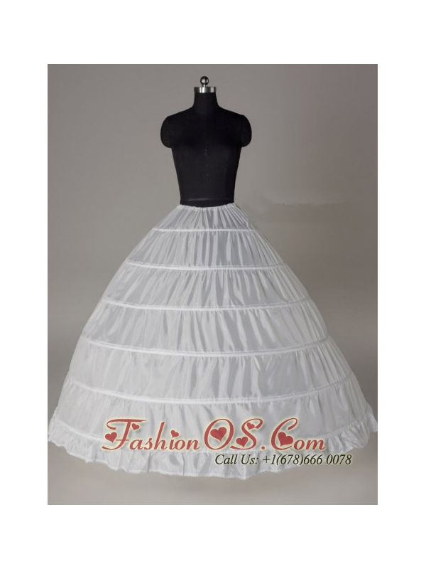 Ball Gown Taffeta Wedding Petticoat
