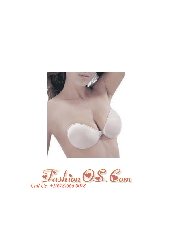 Invisible Cotton Full Coverage Strapless Front Closure Wedding/ Party Bra