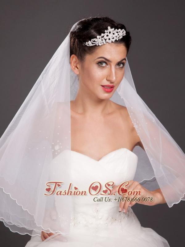 Fabulous Alloy Tiara With Rhinestone Decorates
