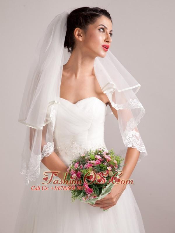Gorgeous Hand-tied Round Shape Wedding Bridal Bouquet