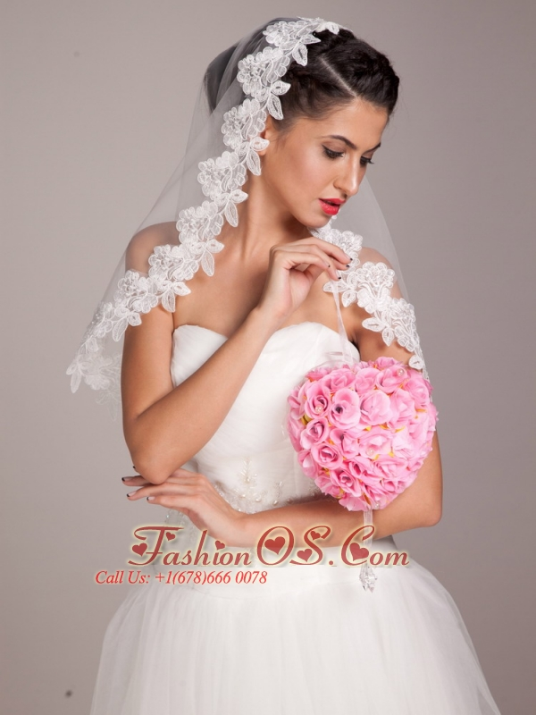 Charming Pink Spherical Wedding Bouquet For Bride