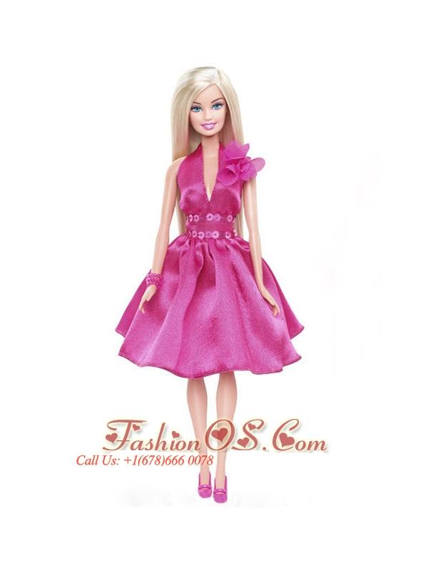 Barbie Doll Dresses For Girls : FashionOS.com