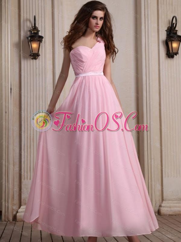 Babies Pink Dress Dress Baby Pink One