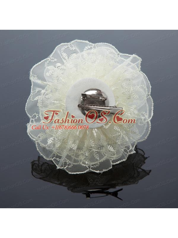 2014 Cheap and Exquisite Lace Red Fascinators